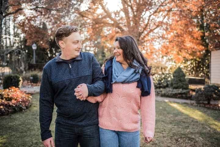 Engagement photos are in! - 6