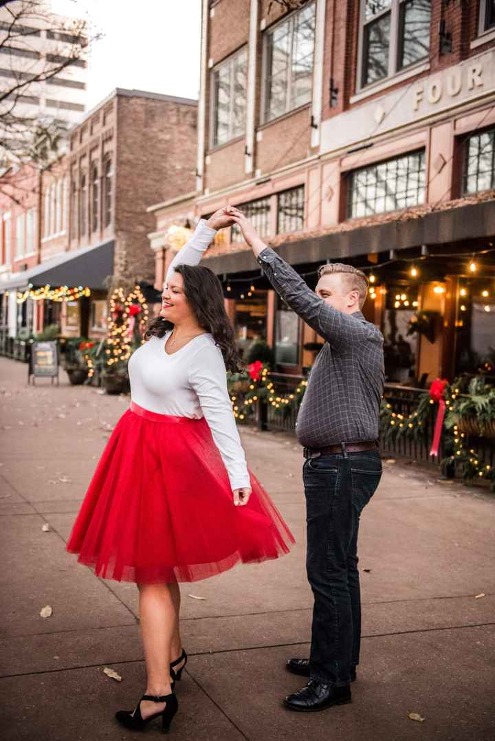 engagement pics - show me your favorite picture - 2