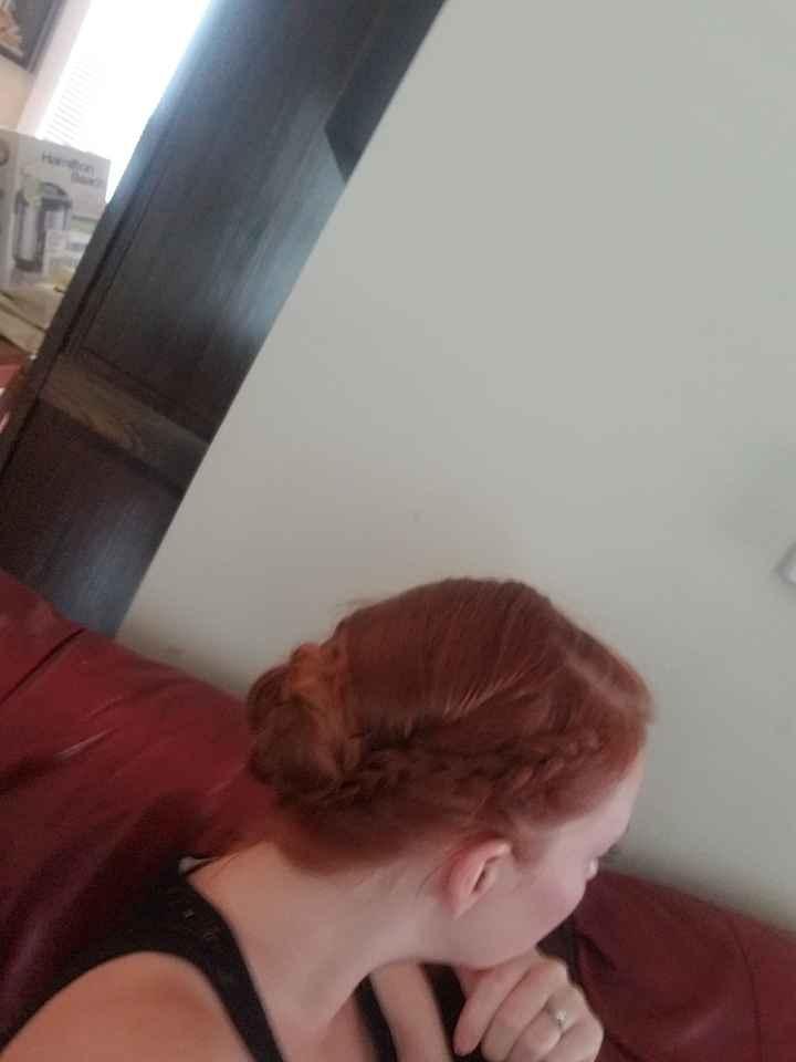 Hair trial! - 2