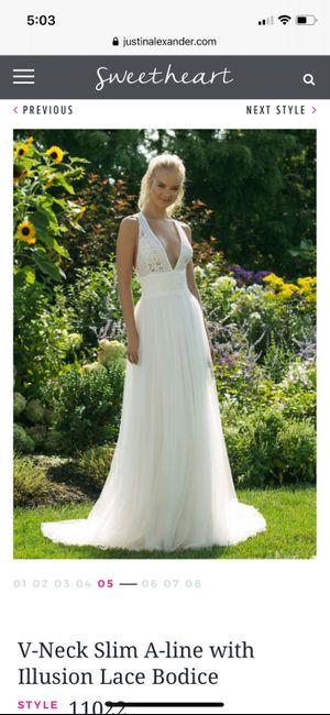 Wedding dress style ideas 3