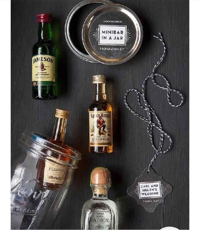 Cheap groomsmen gift ideas?