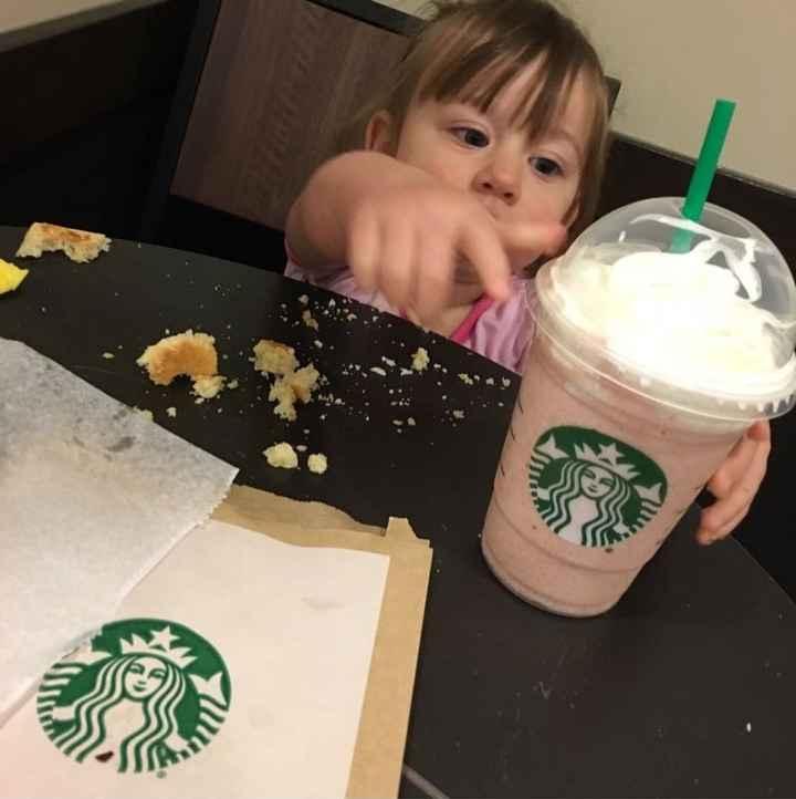 NWR - Favorite Starbucks drink!