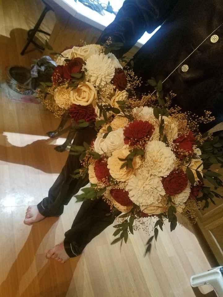 Wood Flowers? - 1