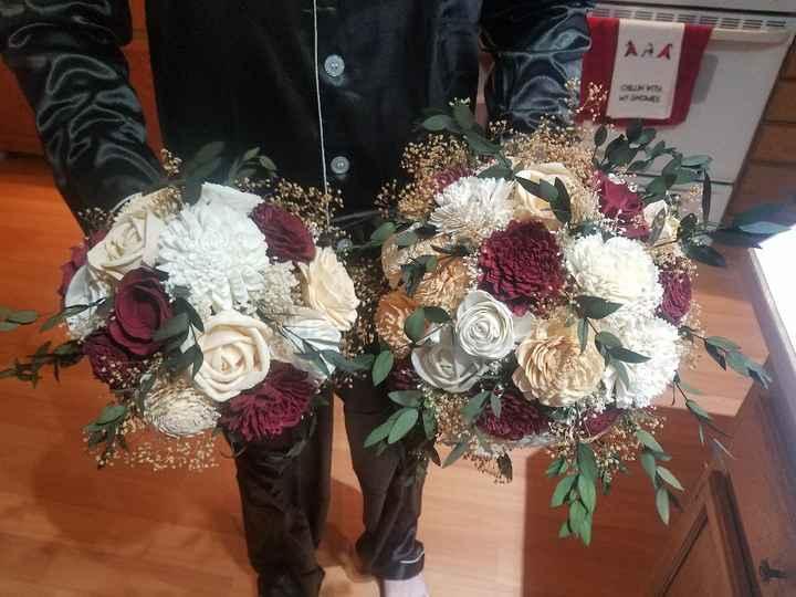 Wood Flowers? - 2