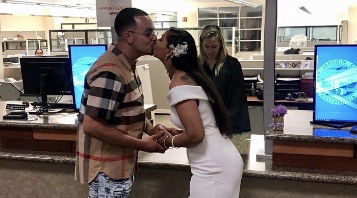 We did it! We got married! 2