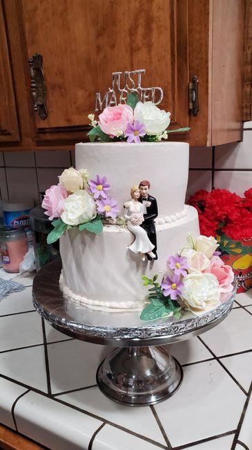 We did it! We got married! 10