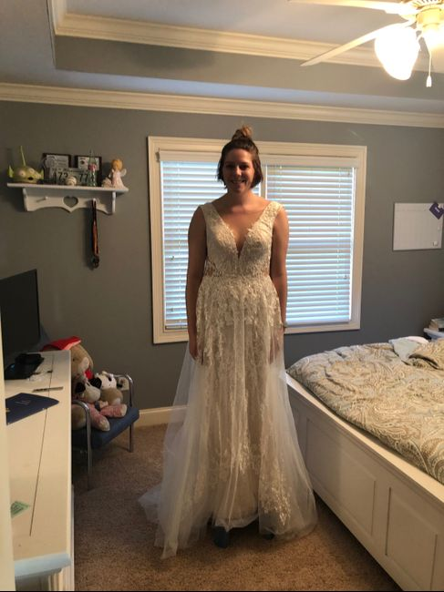 Feeling Down, Show me your dresses on you 15