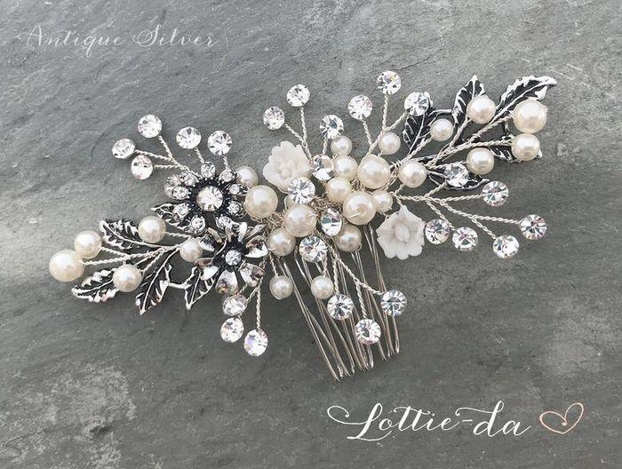 Bridal accessories 4