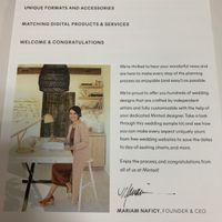 nyc brides- Minted invitation samples - 1