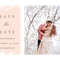 Save the Dates - 1