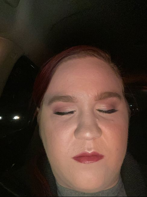 Make up trial 1
