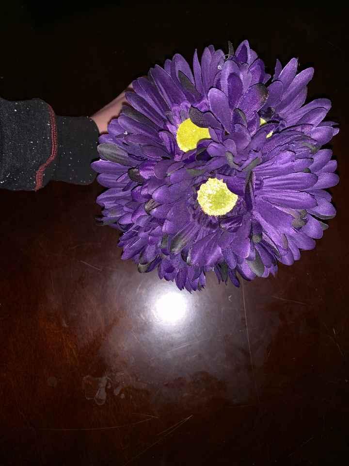 Bridesmaid Bouquet - 1