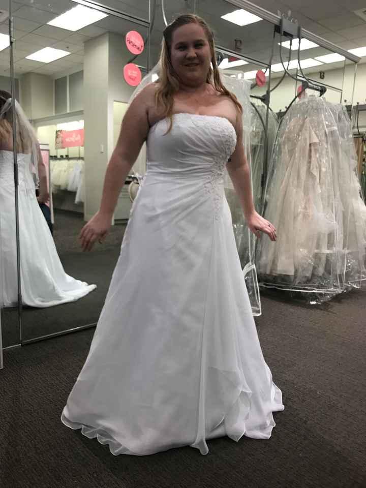 i miss my dress - 1