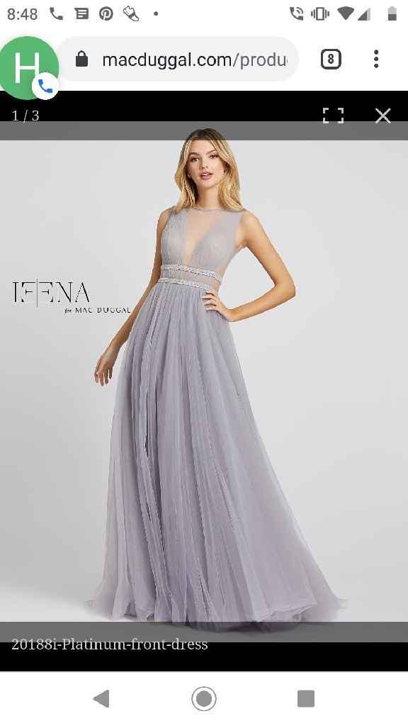 Nontraditional Wedding Dresses - 1