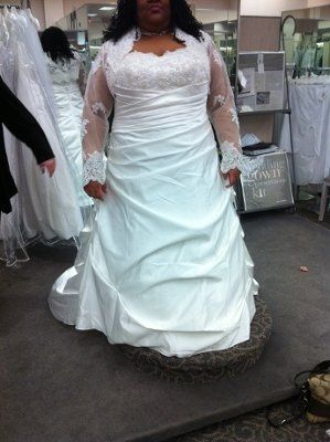 Lets see the dresses that DIDN'T make the cut :)