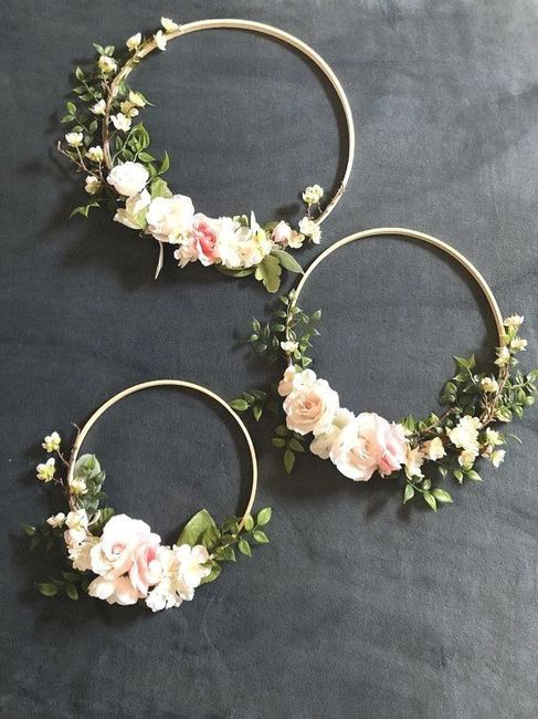 Bouquet and Hoops? 2