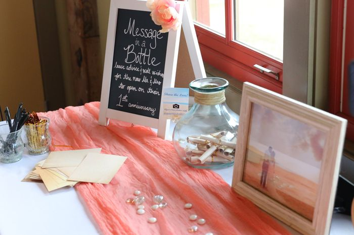 Cheese cloth table runners 7