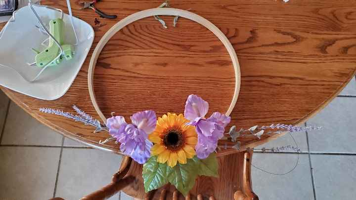 Decor Duel: Flower Crowns or Floral Wreaths? - 1