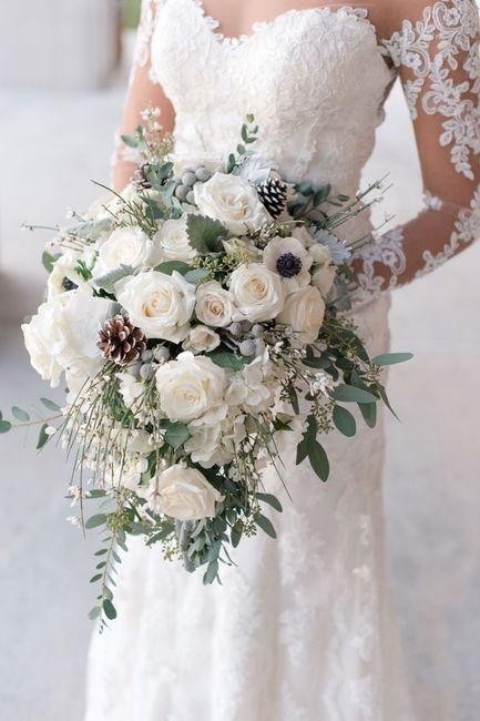 The bouquet I like