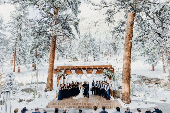 Let's see where you're getting married! Show off your wedding venue!! 9