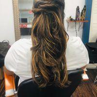 Hair/makeup trial! - 3