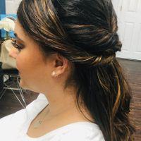 Hair/makeup trial! - 2