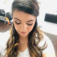 Hair/makeup trial! - 4