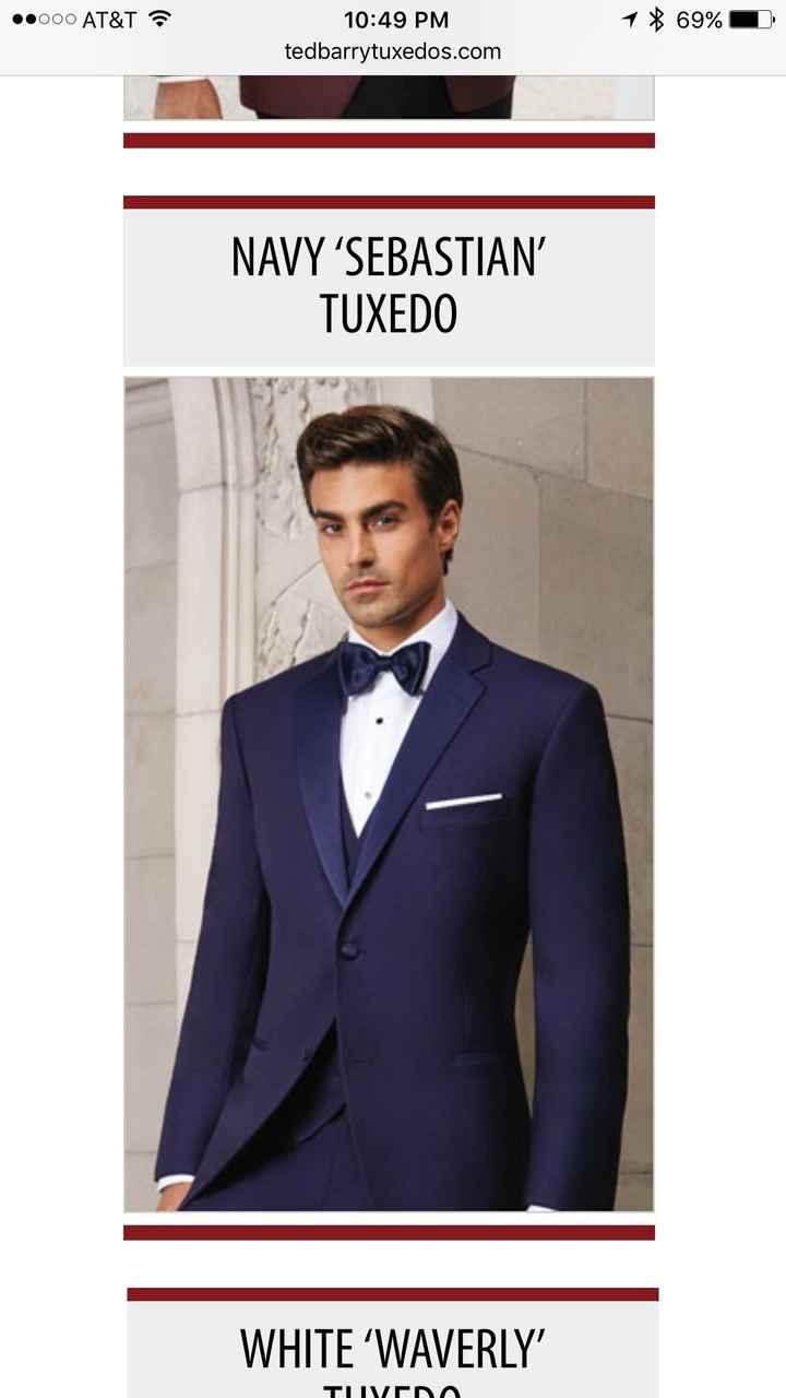 Men's Suit Help