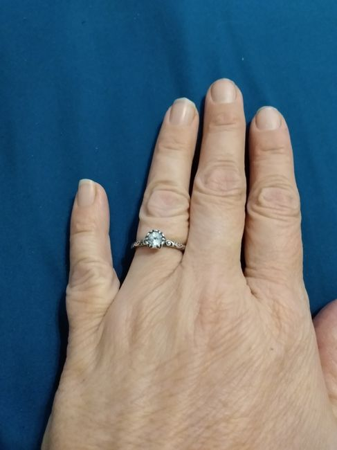 Show off your rings! 11