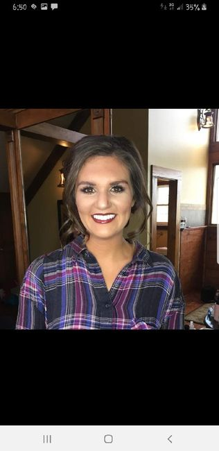 Hair/makeup Trial 3
