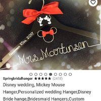 Wedding Dress Hanger - 1