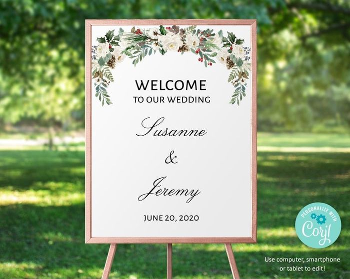Welcome signs 6
