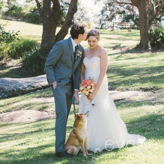 Tell me about the special touches at your wedding! 11