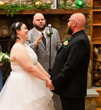 Bridesmaid Officiant 3