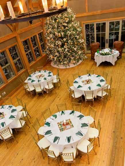 Ceremony decor with (no flowers, no arch) - 6