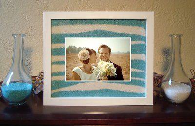 Unity Sand Framei Like This Idea Better Pic Weddings