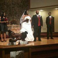 Now a Mrs. (pics)