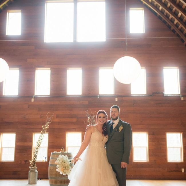 Does your dress match your venue style? 15