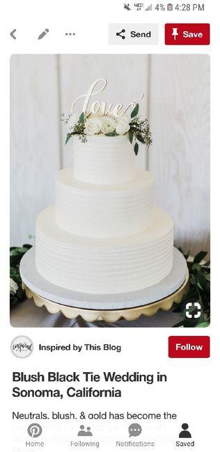 Cake Flavors? 3