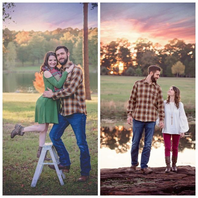 Engagement photos: fall outfits- show me your pictures! 5