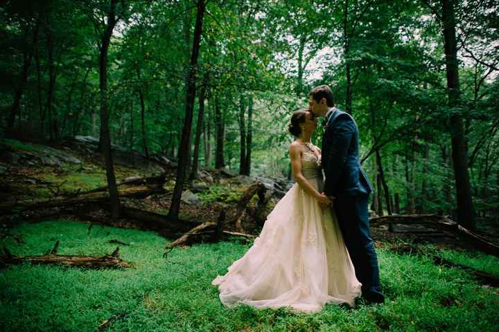 Was finding your wedding dress a WOW moment?