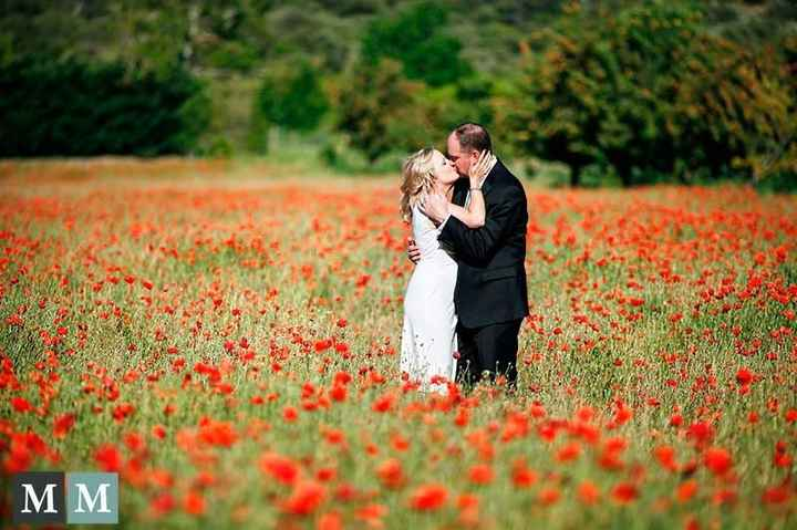 If you could have your wedding photo shoot anywhere...