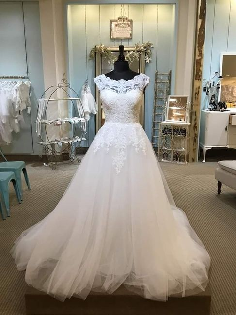 Finding my dream dress in a picture 1