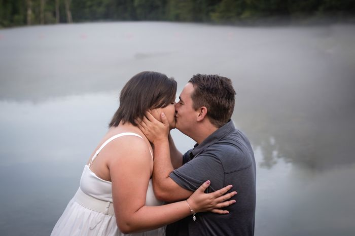 My engagement photos are done *warning there is alot of them* lol 2
