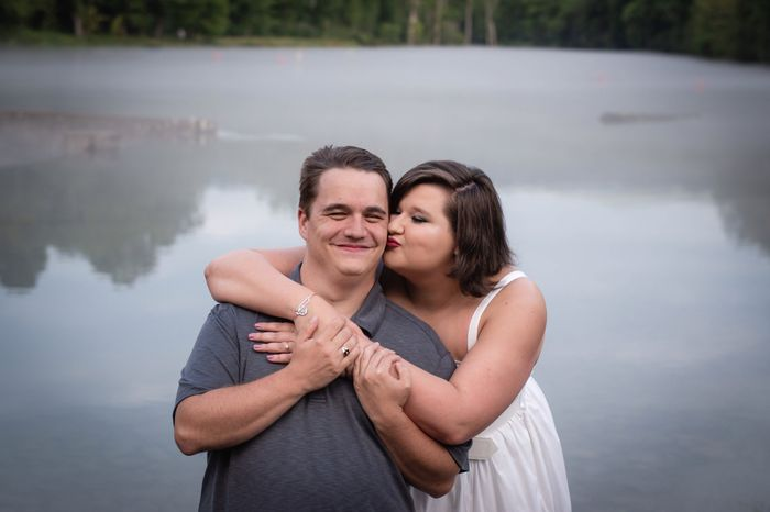 My engagement photos are done *warning there is alot of them* lol 3