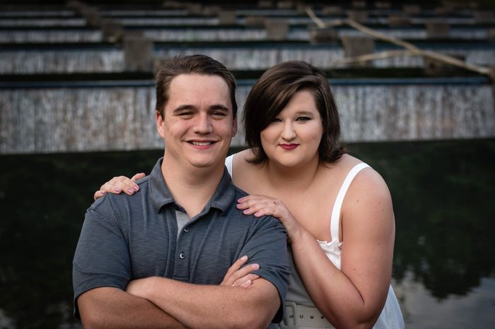 My engagement photos are done *warning there is alot of them* lol 5