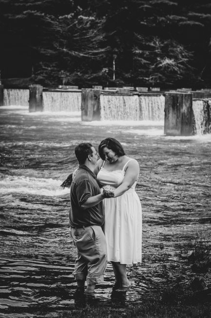 My engagement photos are done *warning there is alot of them* lol 6