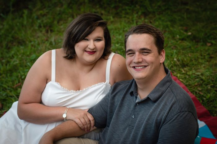 My engagement photos are done *warning there is alot of them* lol 8