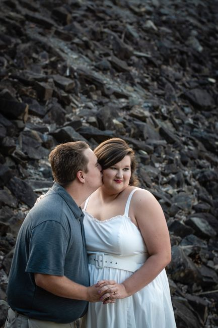 My engagement photos are done *warning there is alot of them* lol 19