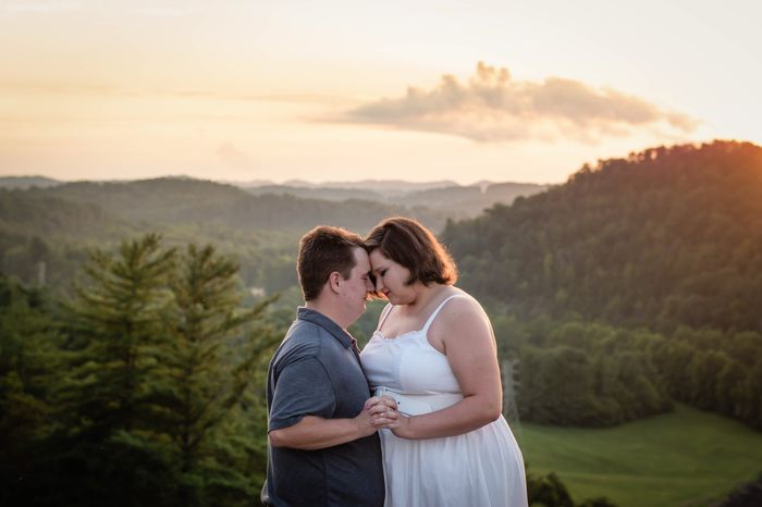 My engagement photos are done *warning there is alot of them* lol 25